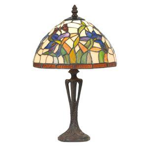 Stolní lampa ELANDA v Tiffany stylu