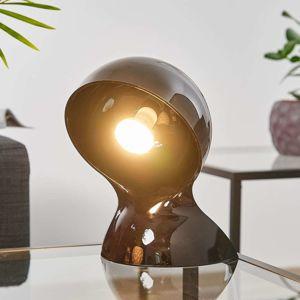 Artemide Dalú - černá designová stolní lampa