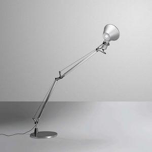 Artemide Tolomeo Midi stolní lampa LED, hliník