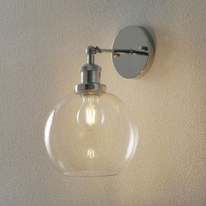 ALTAVOLA DESIGN LA035/W_chrom Nástěnná svítidla