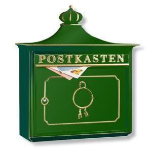 Burgwächter Bordeaux 1895 GR Nástěnné poštovní schránky