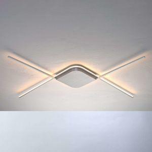 Bopp Less - LED stropní svítidlo, hliník