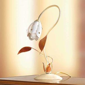 Květinová stolní lampa TULIPANO