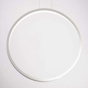 Cini&Nils Assolo - bílé závěsné světlo LED, 70 cm
