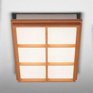 Obdélníkové stropní svítidlo Kioto 6