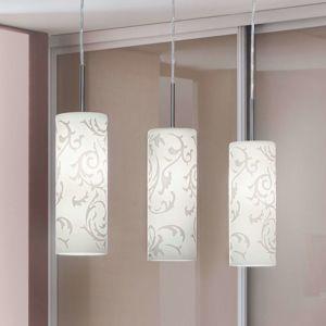 Dekorativní závěsné světlo Amanda, 3zdrojové