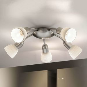 Stropní světlo Dake, 5 žárovky