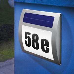 Esotec 102035 Osvětlení čísla domů
