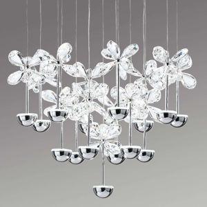 LED závěsné světlo Pianopoli cca 50 cm