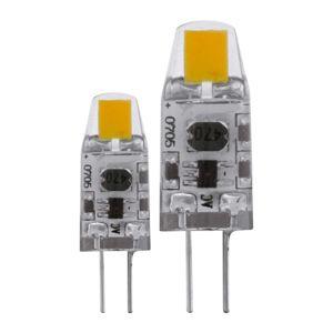 LED žárovka G4 1,2W, 2.700K dva ks