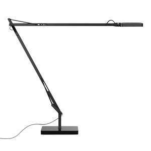FLOS Kelvin Edge - černá LED stolní lampa