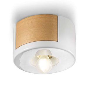 Stropní světlo C1791 skandinávský styl bílé