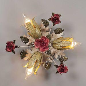 Třízdrojové florentinské stropní světlo Fiama