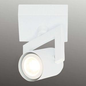 Stropní světlo ValvoLED v bílé barvě, 1 zdroj