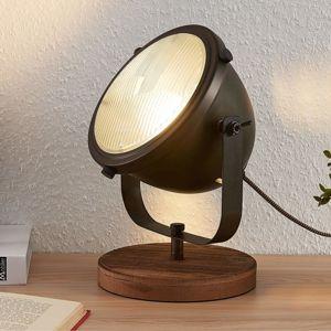 Lindby Shila bodová stolní lampa, černá