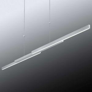 Vytahovací závěsné světlo LED Ares řízení gesty