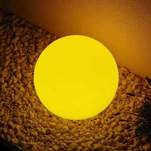 Lindby Yohan RGB-LED solární světlo, 30 cm