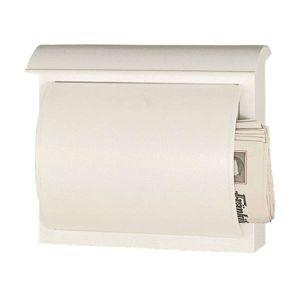 Poštovní schránka TORES bílá