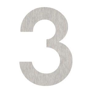 Domovní čísla číslice 3