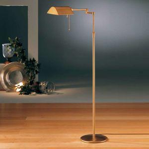 Holtkötter Dunia - stojací lampa mosaz
