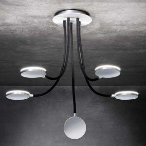 Holtkötter Flex D5 LED stropní svítidlo, černé