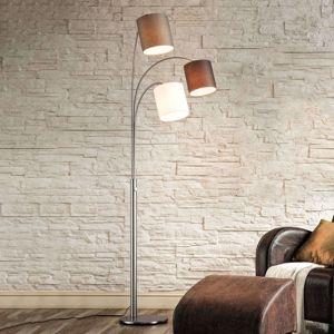Tříramenná stojací lampa Shine Loft Modular4