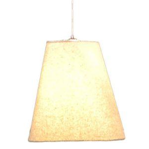 Innermost MnM 60 textilní závěsné světlo, přírodní