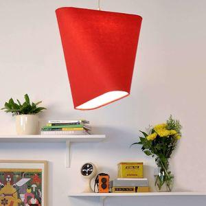 Innermost MnM 60 textilní závěsné světlo, červené