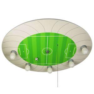 Stropní světlo Fußballstadion s modulem Alexa