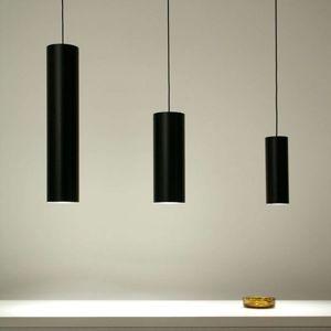 Designové závěsné světlo Tube