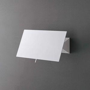 LED nástěnné světlo Shadow Piccola bílé šířka 33cm