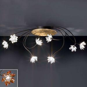 Stropní světlo Fiorella 8zdrojové