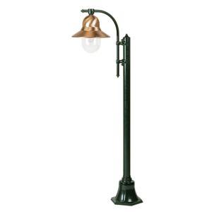 Pouliční svítilna Toscane 1zdrojová 150 cm