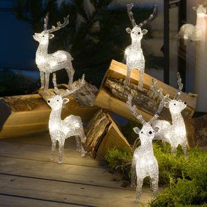 Konstmide CHRISTMAS Venkovní vánoční figurky