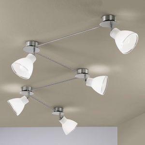 5zdrojové stropní světlo Campana