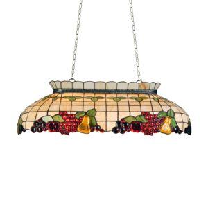 Sabet - závěsné světlo v Tiffany stylu