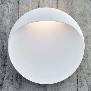 Louis Poulsen Flindt nástěnné světlo Ø30cm bílé