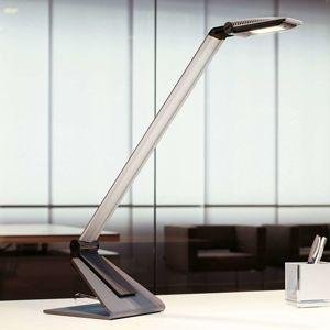 Moderní LED stolní lampa Solaris