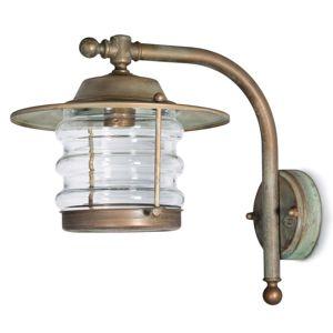 Venkovní nástěnné svítidlo Adessora lucerna