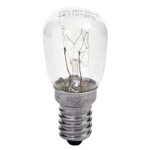 E14 25W žárovka do trouby hruška, teplá bílá