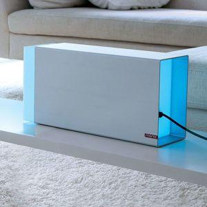 Stolní lampa LED Eraser 260 stříbrná