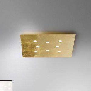 ICONE Slim ploché LED stropní svítidlo, 8zdr