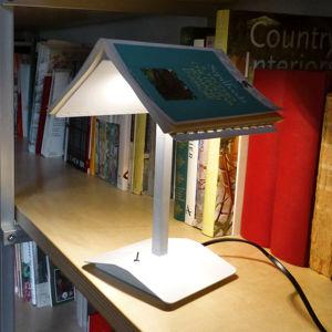 Martinelli Luce 817/BI Stolní lampy kancelářské