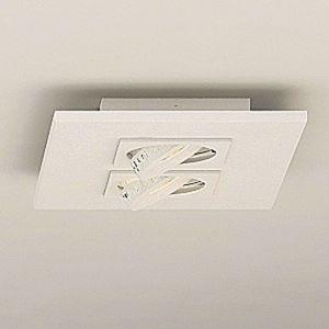 Milan Marc - LED stropní světlo, 2zdrojové, otočné