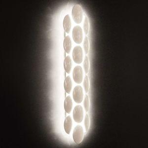 Milan Obolo - stmívací LED nástěnné světlo 14zdr