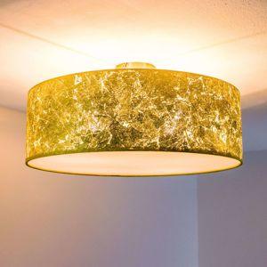Stropní světlo Aura potažené nárazuvzdorným kovem