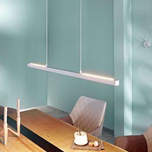 Závěsné světlo LED Rico, stmívatelné, 78 cm