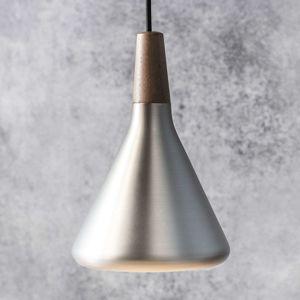 Kovové závěsné světlo Float 18 cm