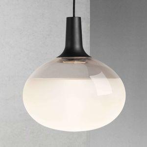Dee - LED závěsné svítidlo ze skla a kovu