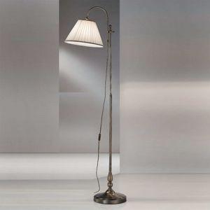 Stojací lampa Rosella, nastavitelná výška